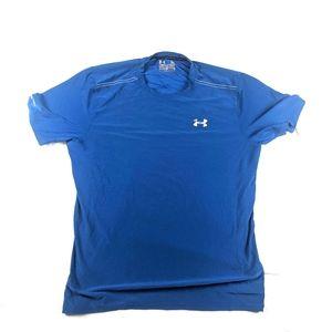Under Armour Athletic Cold Black Dri-Fit T-Shirt